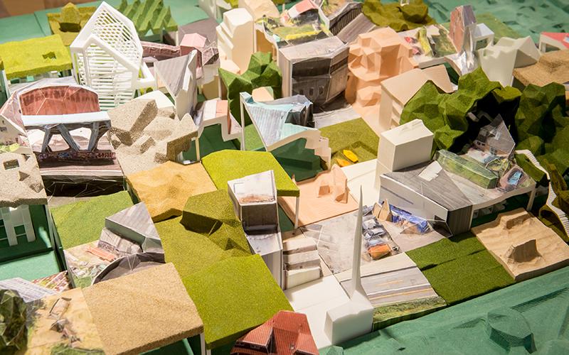 Landscape Architecture postgraduate degree The Bartlett School of Architecture