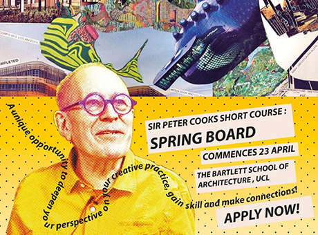 Sir Peter Cook leads new short course
