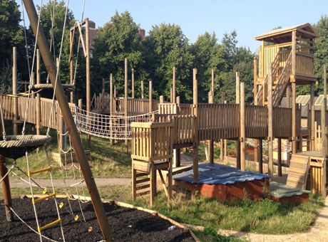 Architectural Review Adventure Playground
