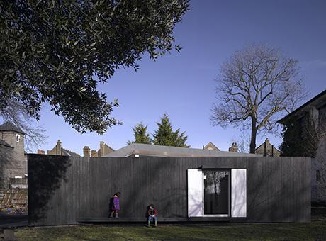 AY Architects Montpelier Nursery 1