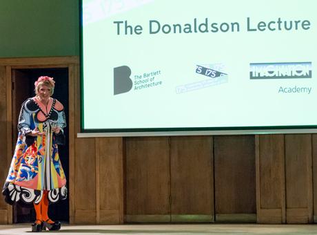 Grayson Perry Donaldson Lecture