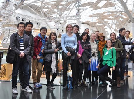 Kerstin Sailer students