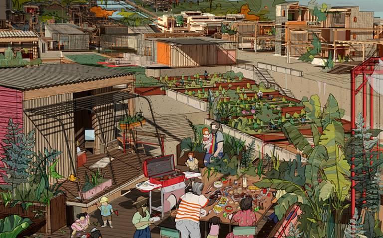 'Wetland Frontier' by Annabelle Tan Kai Lin