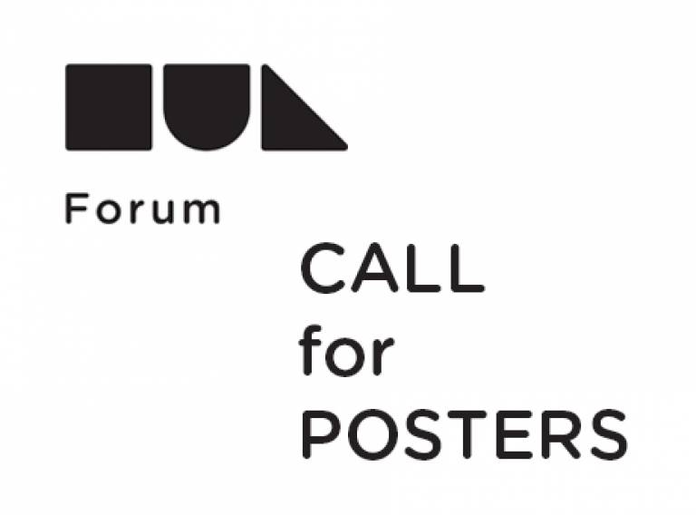 Call for posters logo