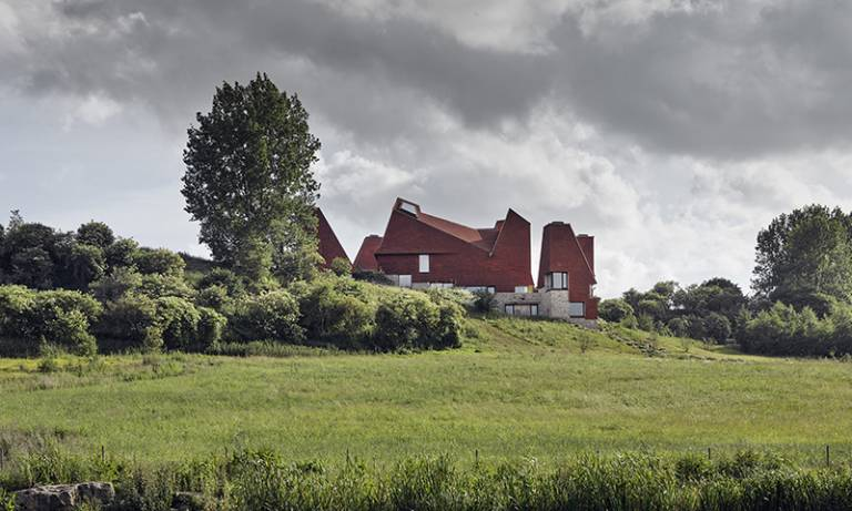 Grand Designs House of the Year: Caring Wood