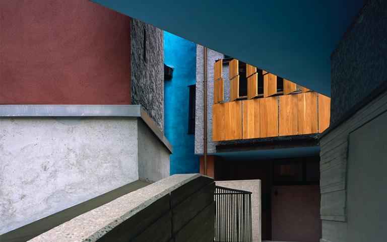 Entrance to Walmer Yard, by Hélène Binet