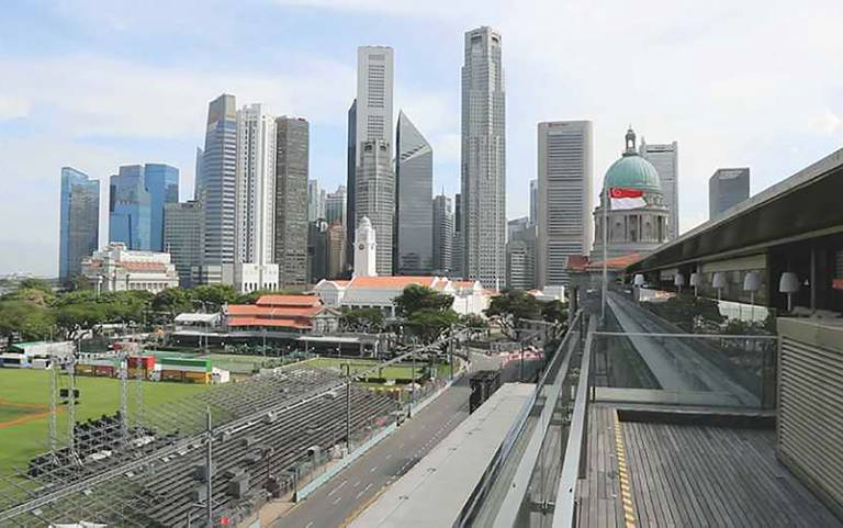 Singapore Megaproject, The Grand Projet 2016.