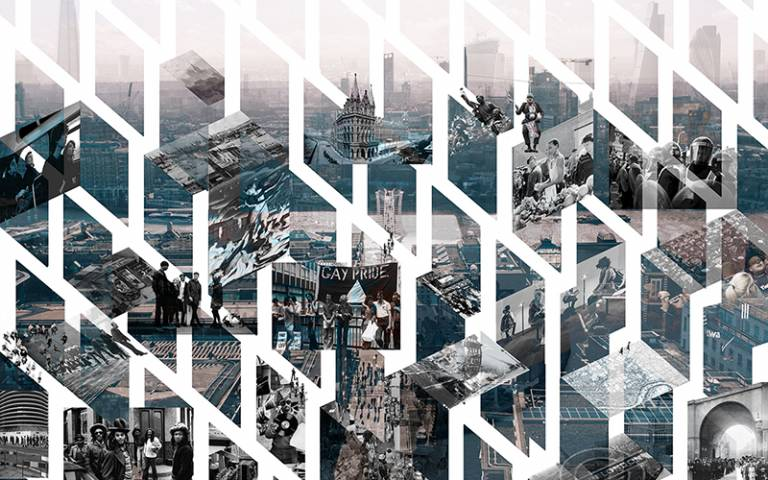 London Is... A City to get Lost In, by Assemblage
