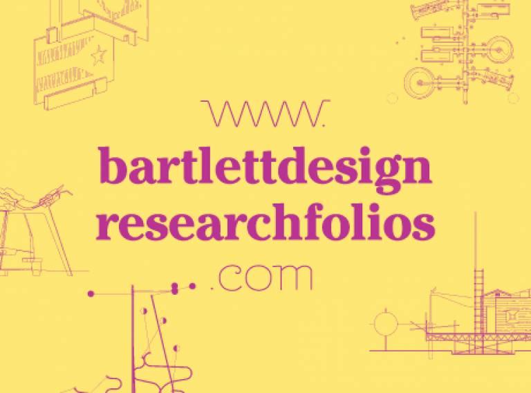 Bartlett Design Research Folios