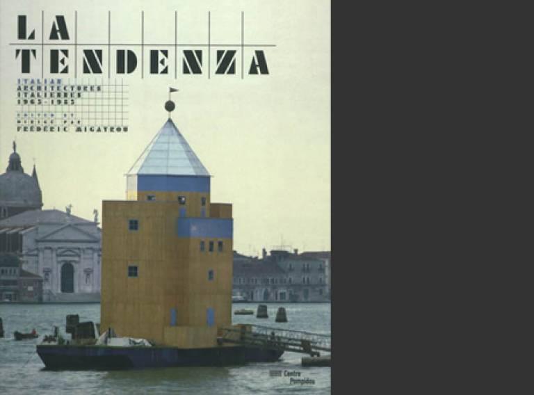La Tendenza at Centre Pompidou