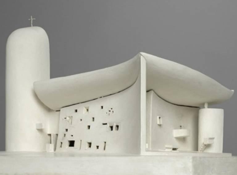 Le Corbusier exhibition Pompidou