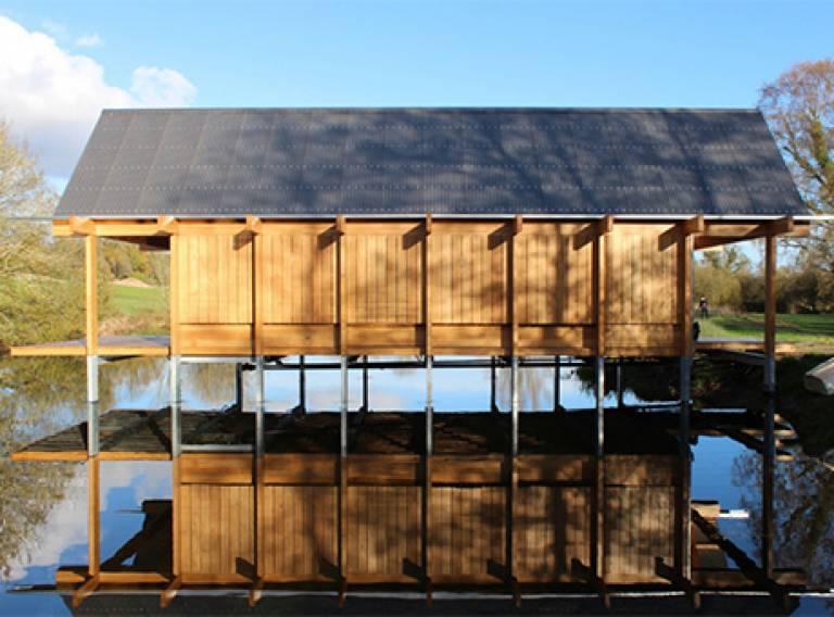 McLaughlin Fishing Hut 2015