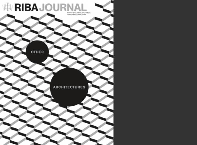 riba journal cover march 13