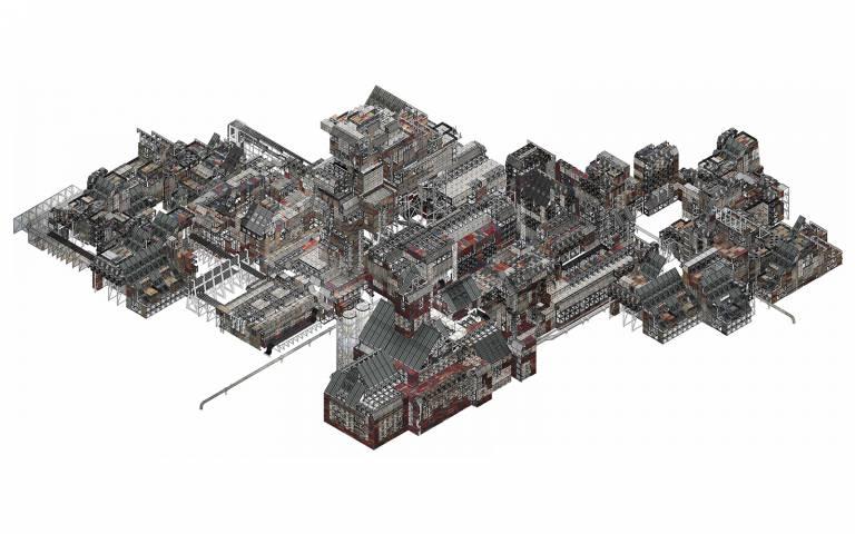 'Decommissioning Svalbard' by Team Logistics: Maaya Harakawa, Ran Mo, Nutthapol Pimpasak, Jin Wang, Research Cluster 1, 2020