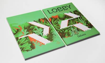 The cover of LOBBY No.3 - Defiance