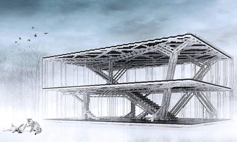 architecture. Elementary Particles: Autonomous Architecture