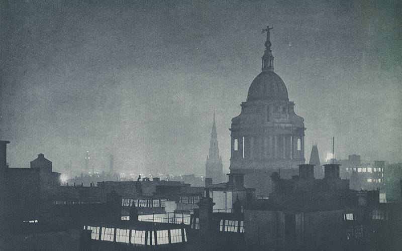 """The Symbol"", in John Morrison and Harold Burdekin's London Night"