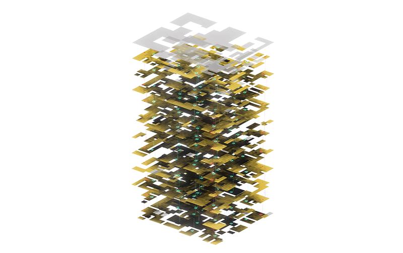'ALIS', by Architectural Design Research Cluster 4. Estefania Barrios, Joana Correia, Akhmet Khakimov, Evgenia Krassakopoulou, Kevin Saey