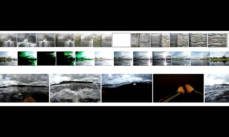 Contact sheet of images from Irene Kelly's PhD profile page