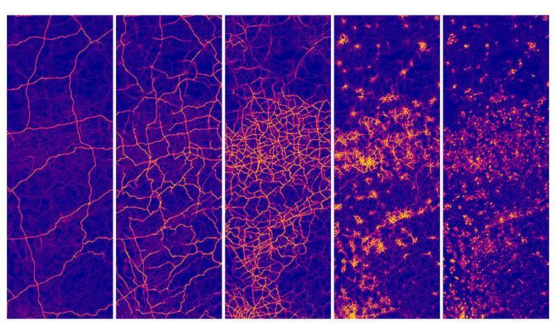Map: Kimon Krenz Space Syntax PhD profile