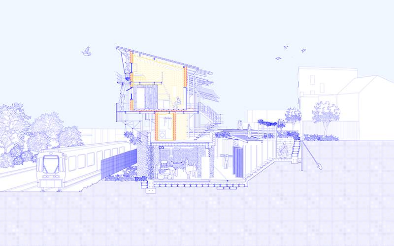 'The Surplus City' by Maite Seimetz, Architecture MArch Unit 13, The Bartlett School of Architecture
