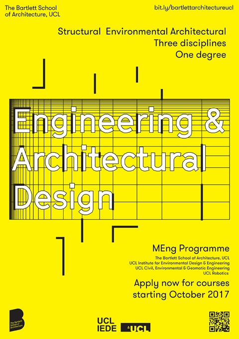and Architectural Design | The Bartlett School of Architecture - UCL ...