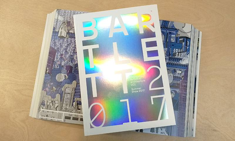Cover of The Bartlett Book 2017