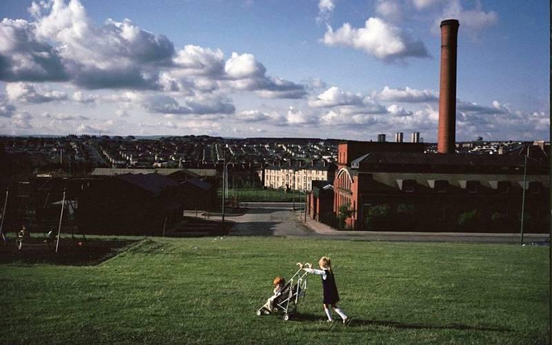 'Glasgow', by Raymond Depardon.