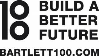 Bartlett centenary badge