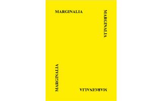 Marginalia by Architectural History MA 2019