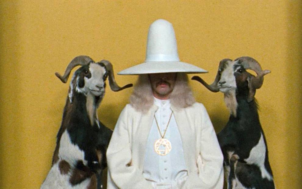 UG13, The Holy Mountain, 1973, Alejandro Jodorowsky