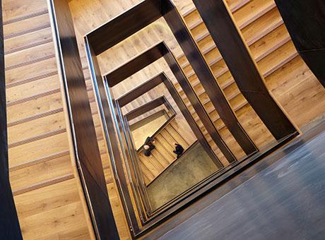 Gordon Street staircase