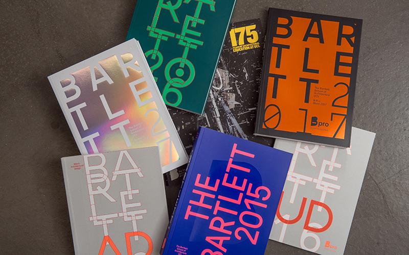 Various Bartlett Books from 2016/17