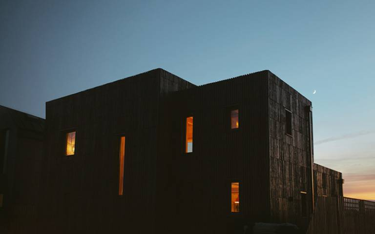 U-Build by Chris Haines. Photography by Lenny Codd
