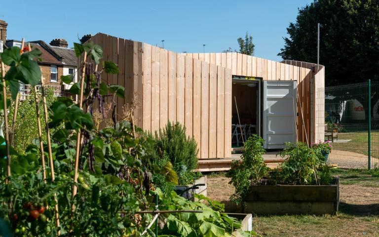 Harlesden Town Garden Gardeners Hub