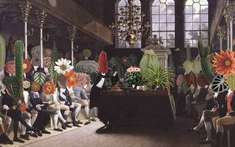 Image: Parliament of Plants
