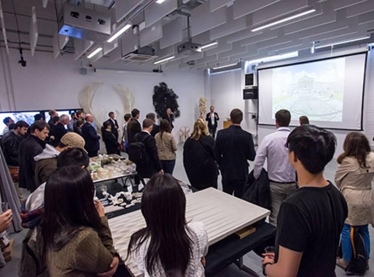 Bartlett Lab Networking Event