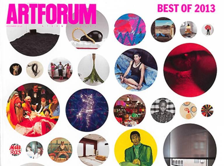 Art Forum Matthew Butcher