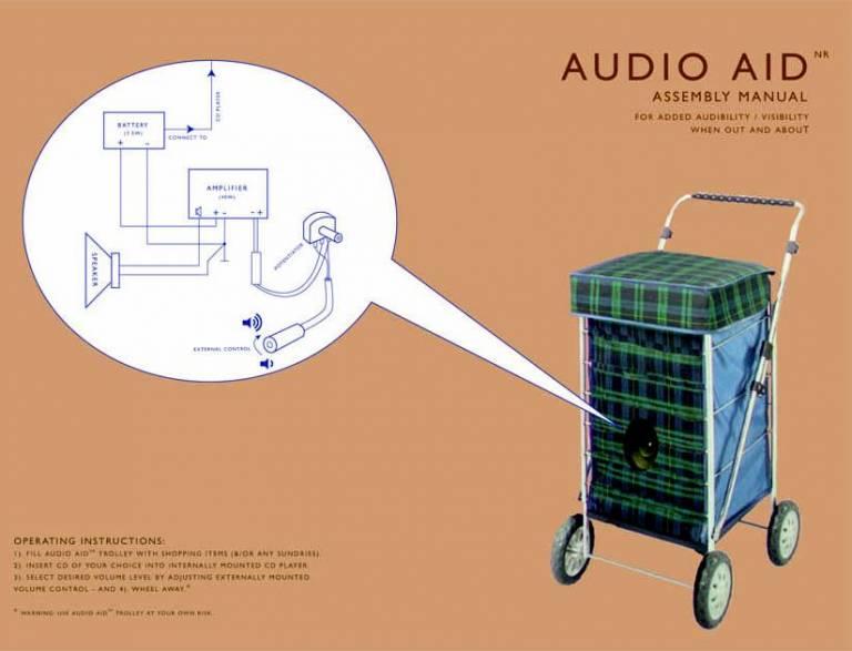 Handler Audio Aid