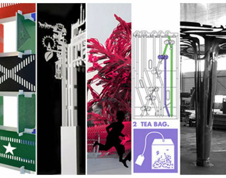 Architectural Installations for London 2012