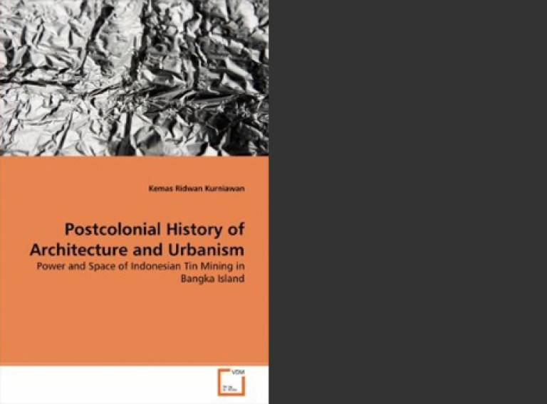 Postcolonial History of Architecture book