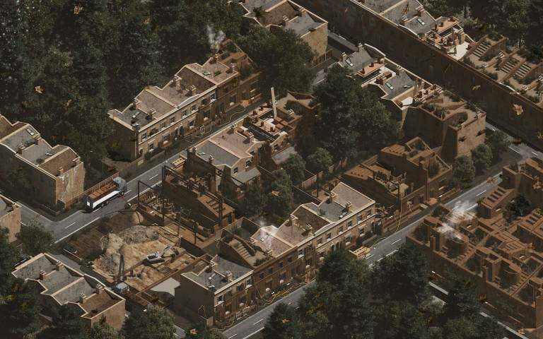 Image: 'The Earthen Land Registry'by Dan Pope, Architecture MArch, PG16, 2021