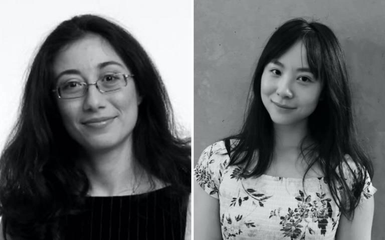 Sherin Aminossehe / Hao Zhang