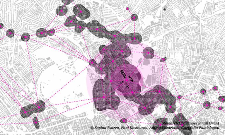 Somers Town Cycle research project