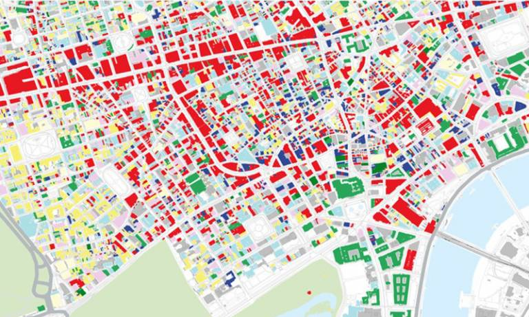 Space Syntax: Architecture and Cities MSc//MRes