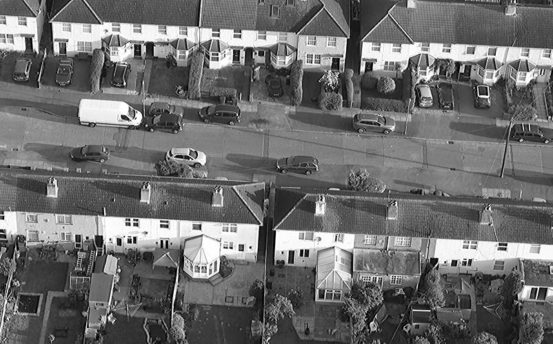 Film still from 'Aeronautica', by Henrietta Williams
