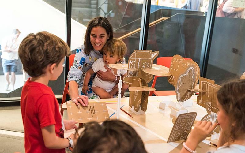 Bartlett Summer Show Family Day © Ana Escobar