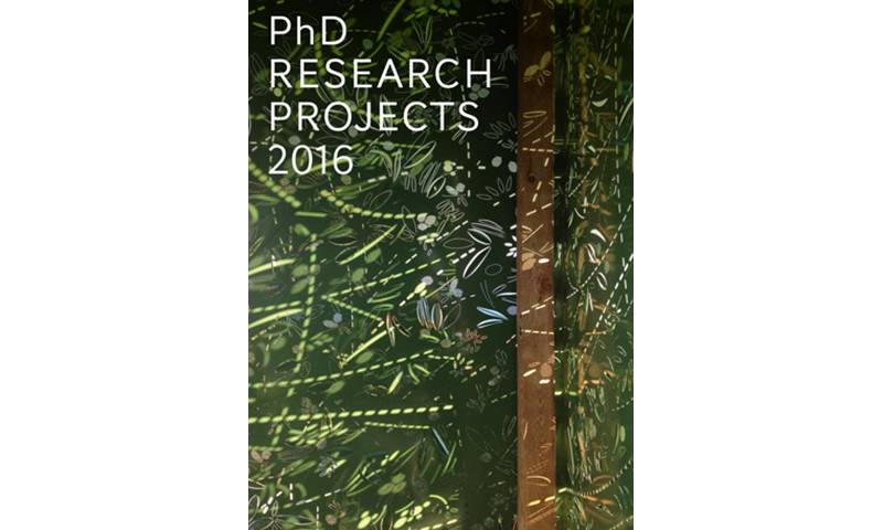 PhD research projects 2016