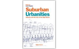 Cover of Laura Vaughan's book Suburban Urbanites
