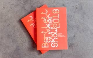 The Bartlett Summer Show book 2018